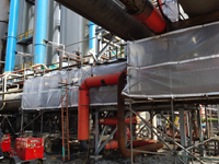 Untraditional Corrosion Solution for an Ageing Plant