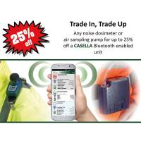 Trade In, Trade Up – Casella Supports Air and Noise Monitoring Equipment Upgrades with New Offer