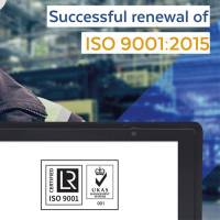 Arnlea successfully renews ISO 9001:2015; reveals proof of innovation