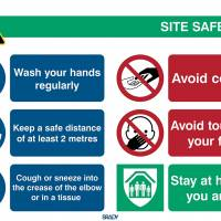 Free facility signs to help stop COVID-19