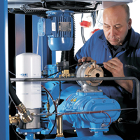 Understanding Compressed Air Production Costs